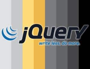 jQuery Events Header