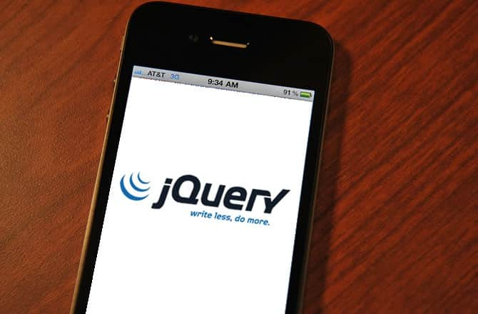 jquery big mobile header