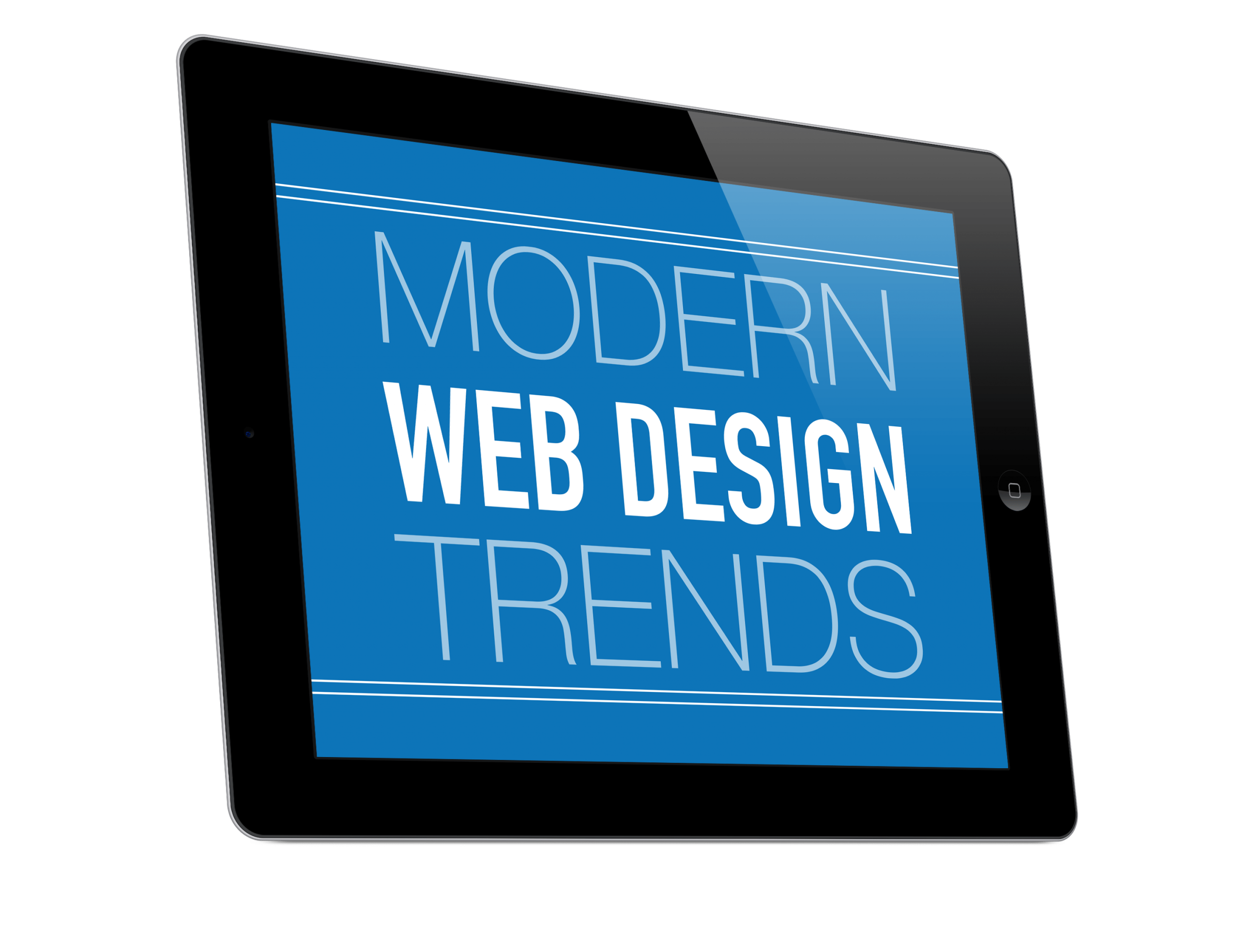 Modern Web Design Trends