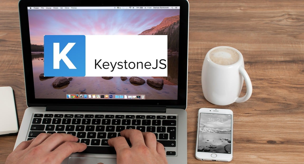 Blogging withkeystone