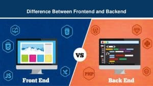difference between frontend and backend 1 638